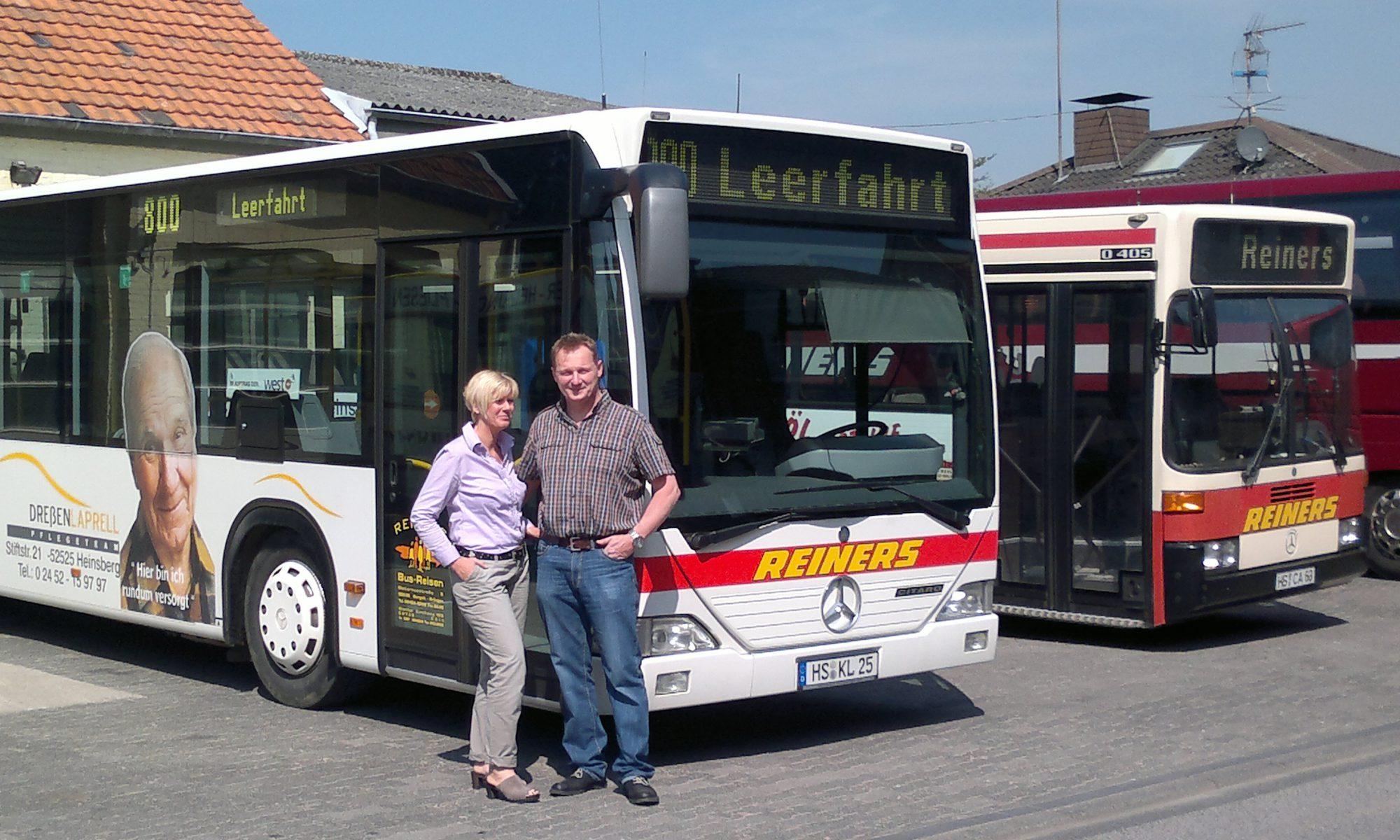 Reiners Busreisen